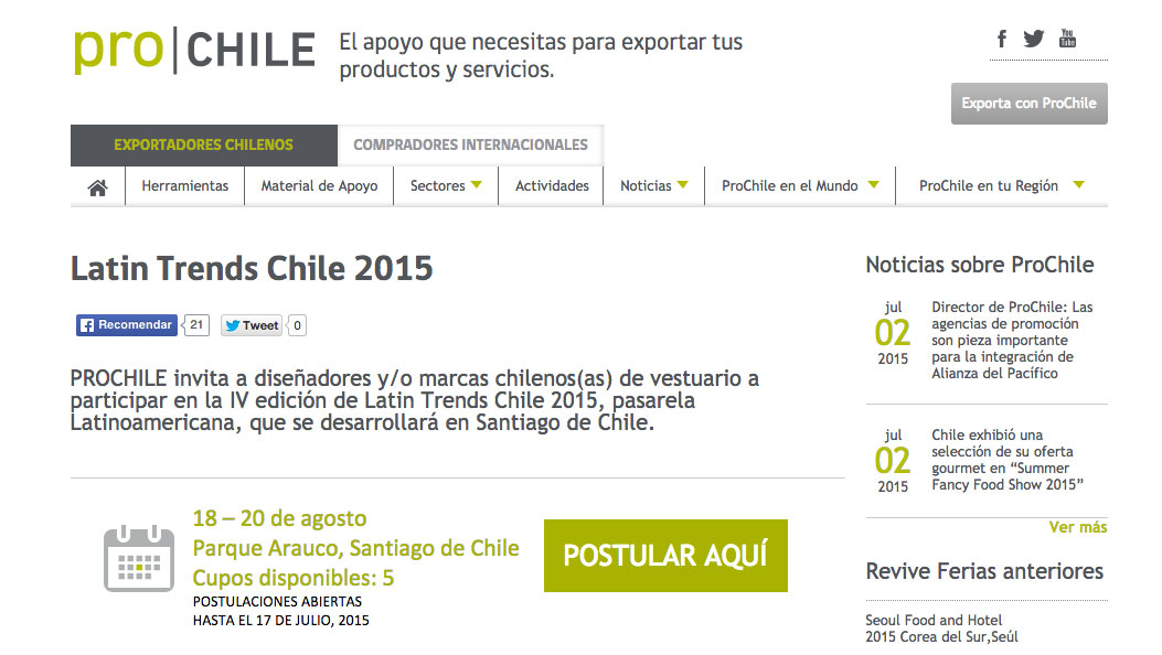 Latin Trends Chile 2015