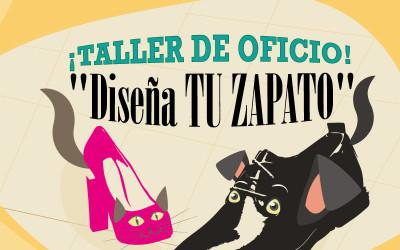Participa en el taller de oficio Zapatero en el Barrio Victoria