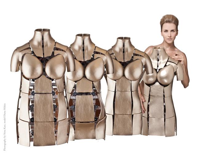 Moda + Diseño Industrial: objetos para usar, tecnologías diversas