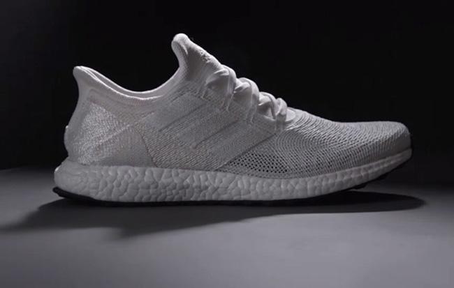 Futurecraft Tailored Fibre: la fabricación personalizada de Adidas