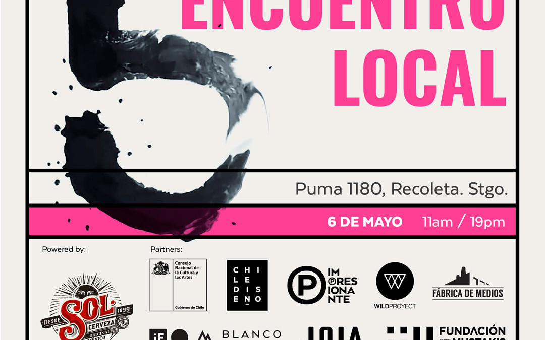 Estaremos en el 5º Encuentro local